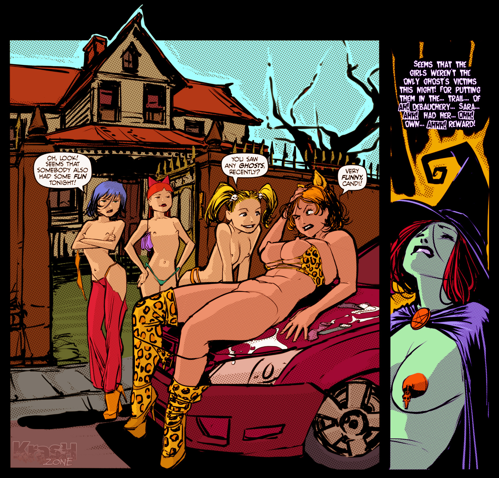 Dick or Treat – Page 25