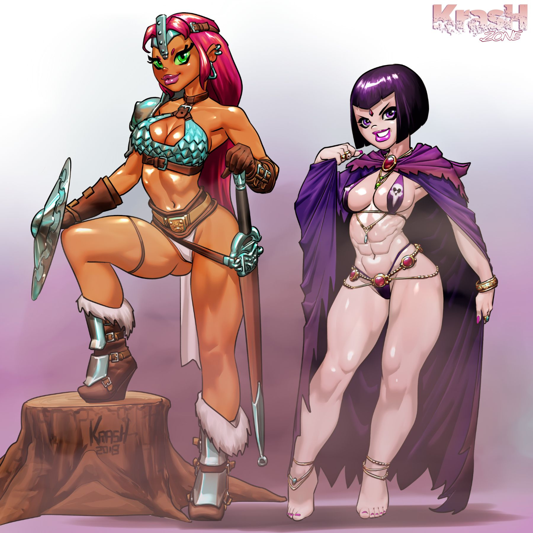 Hyborian Titans!